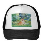 Pomeranian 3 - Bridge Trucker Hats