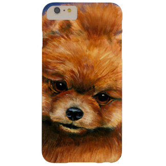 Pomeranian Barely There iPhone 6 Plus Case