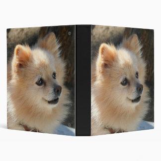 Pomeranian binder