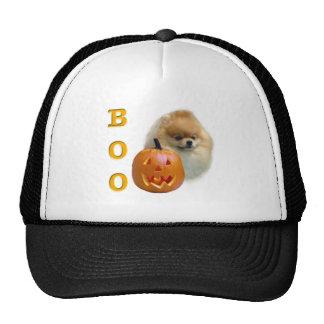 Pomeranian Boo Trucker Hat