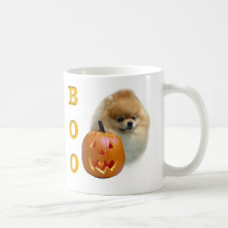 Pomeranian Boo Mugs