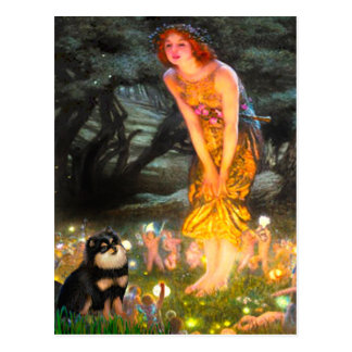 Pomeranian (BT) - MidEve Postales