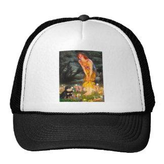 Pomeranian (BT) - MidEve Trucker Hat