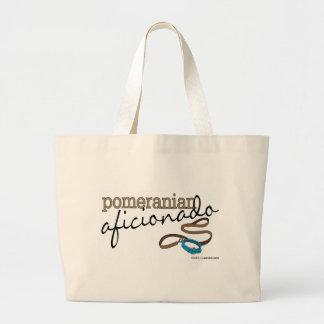 Pomeranian Canvas Bags