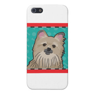 Pomeranian Cartoon Covers For iPhone 5