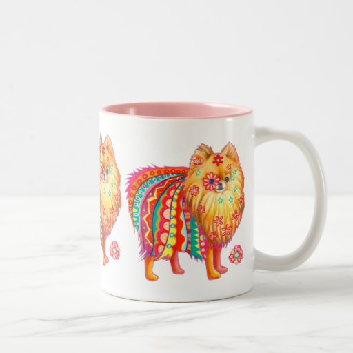 Pomeranian Coffee Mug