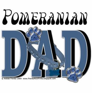 Pomeranian DAD Cut Outs