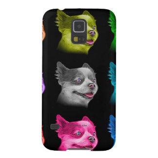 Pomeranian dog art 4584 - BB Galaxy S5 Case