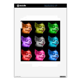 Pomeranian dog art 4584 - BB Skin For The iPad 2