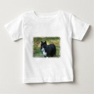 Pomeranian Dog Baby T-Shirt