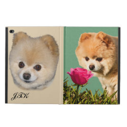Powis iPad Air 2 Case with Pomeranian Phone Cases design