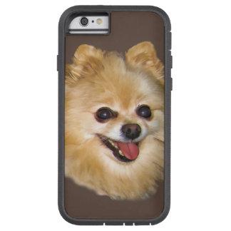 Pomeranian Dog Customizable Tough Xtreme iPhone 6 Case