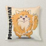 Pomeranian Dog Pillow