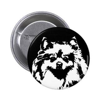 Pomeranian Gifts - Button