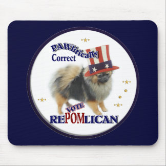 Pomeranian Gifts Mouse Pad