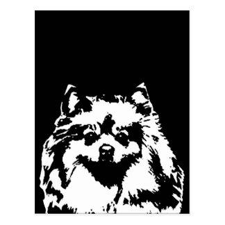 Pomeranian Gifts - Postcard