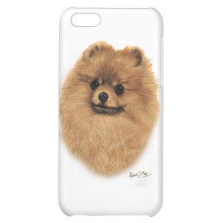 Pomeranian iPhone 5C Case