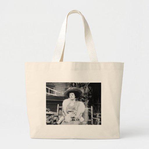 Pomeranian Lady Bags