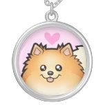 Pomeranian Love Custom Jewelry