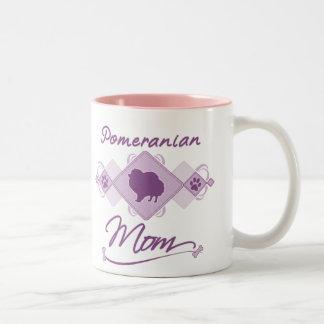 Pomeranian Mom Coffee Mug