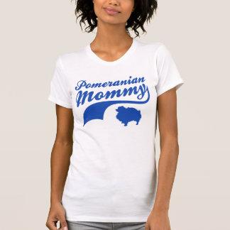 Pomeranian Mommy T-shirts