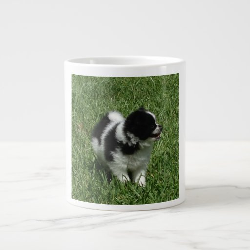 Zazzle Pomeranian mug