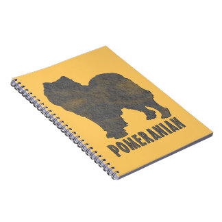 Pomeranian Notebook