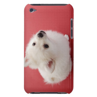 Pomeranian on the Red Carpet Barely There iPod Case