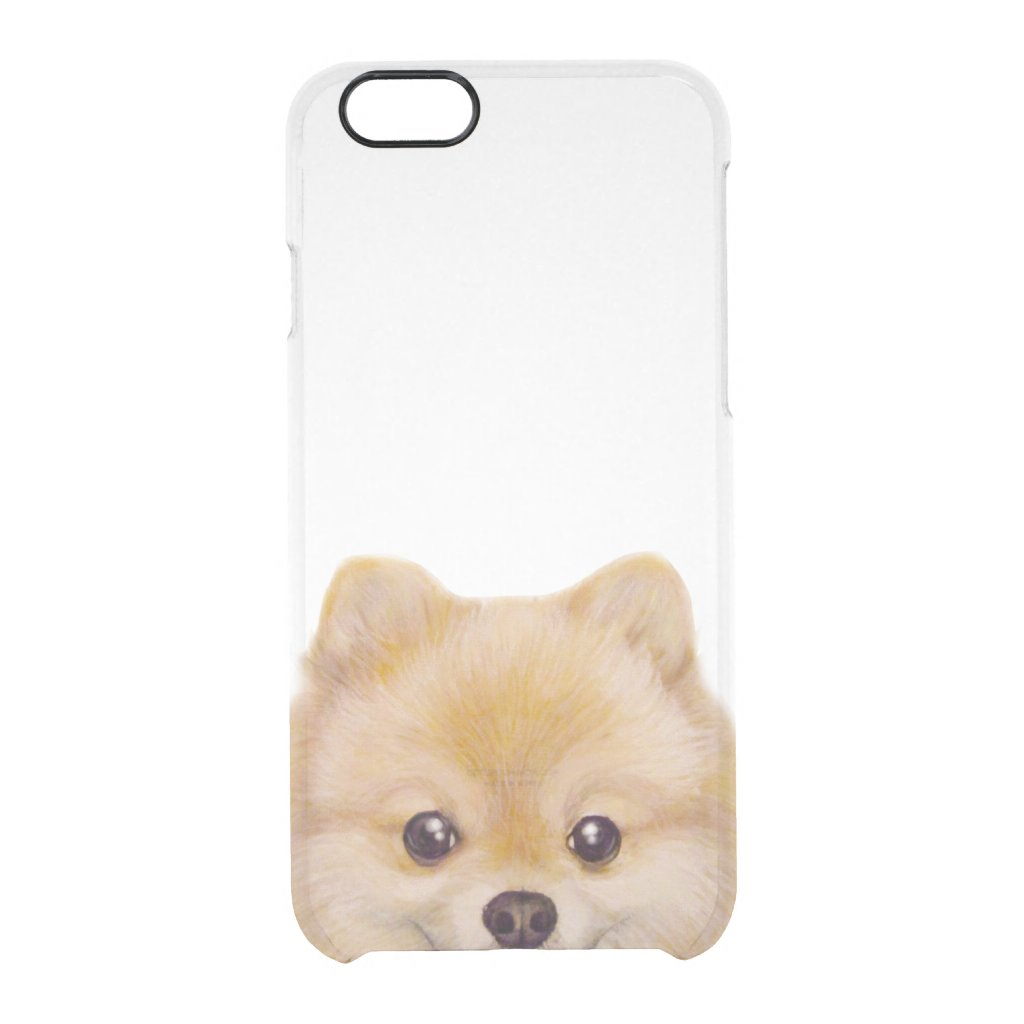 Pomeranian Original Phone case by miart