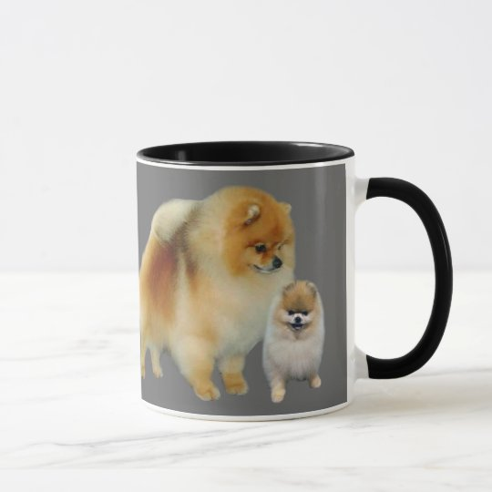Pomeranian Pals Mug