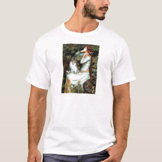 Pomeranian (parti2) - Mona Lisa T-Shirt