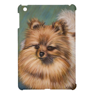 Pomeranian - Peaches and Cream Ipad mini case