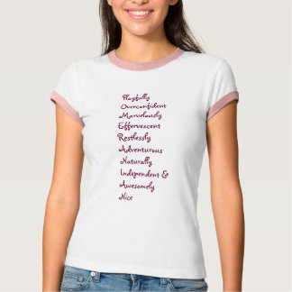 Pomeranian Personality T-Shirt