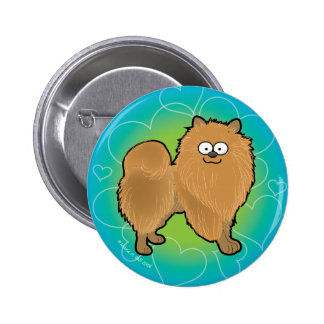 Pomeranian Pin