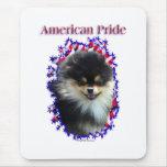 Pomeranian Pride Mouse Pad