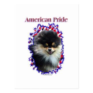 Pomeranian Pride Postcard
