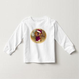 Pomeranian Santa Xmas T-Shirt