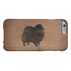 Case-Mate Barely There iPhone 6 Case with Pomeranian Phone Cases design