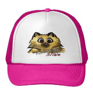 Pomeranian Slave Trucker Hat