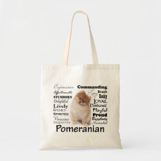 Pomeranian Traits Tote