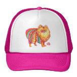 Pomeranian Trucker Hats