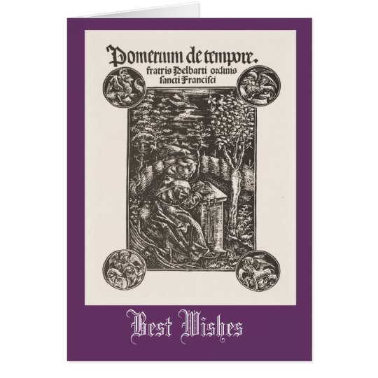 Pomerum de tempore card
