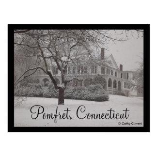 Pomfret, Connecticut Post Cards