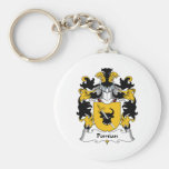 Pomian Family Crest Keychains