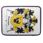 Pomian Family Crest MacBook Pro Sleeves