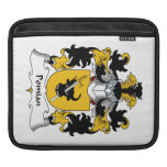 Pomian Family Crest Sleeve For iPads