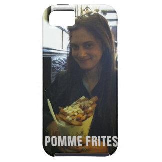pomme frites iPhone SE/5/5s case