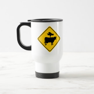 Pommel Cow Travel Mug