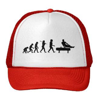 Pommel Horse Gymnastics Evolution Mesh Hats