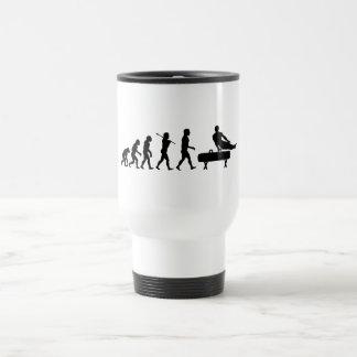 Pommel Horse Gymnastics Evolution Travel Mug